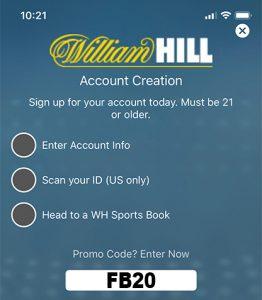 new betting account free bet